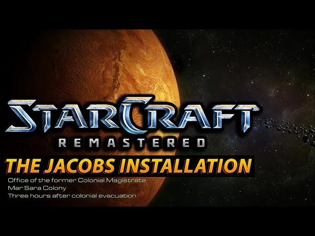 The Jacobs Installation - StarCraft: Remastered Terran Campaign #5