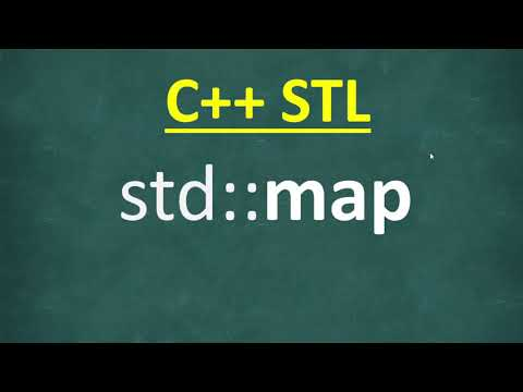 Map   C++ STL (Standard Template Library)   std::map