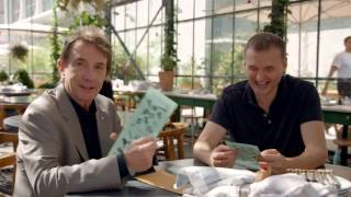 Phil Rosenthal Introduces Martin Short To Kimchi