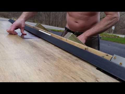 """60"""" DIY Metal Break - No Welding - Angle Iron"""