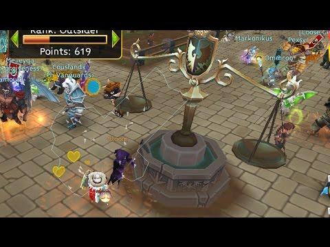 Arcane Legends - Twilight Expansion 2016 (City Chancel Of Light + First Stage)
