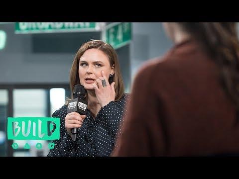 "Emily Deschanel Discusses The Upcoming Season Of ""Bones"""