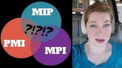 MIP, PMI, MPI - Mortgage Insurance Acronyms Deciphered