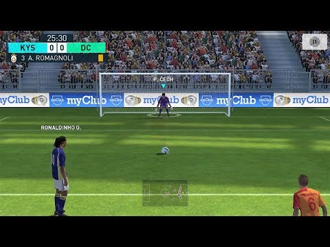 Pes 2018 Pro Evolution Soccer Android Gameplay #43