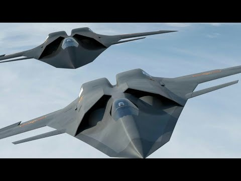 Forget USAF F-35 Stealth fighter, Here is Chinese 6th Generation Multi Purpose High-tech Fighter Je