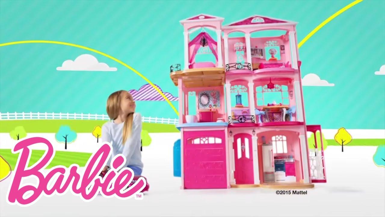 Barbies Dream House 3
