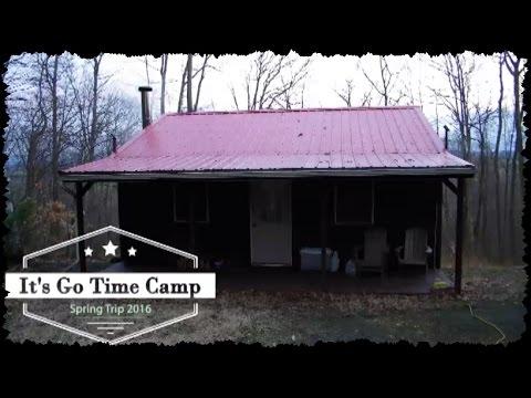 Spring Cabin Trip 2016
