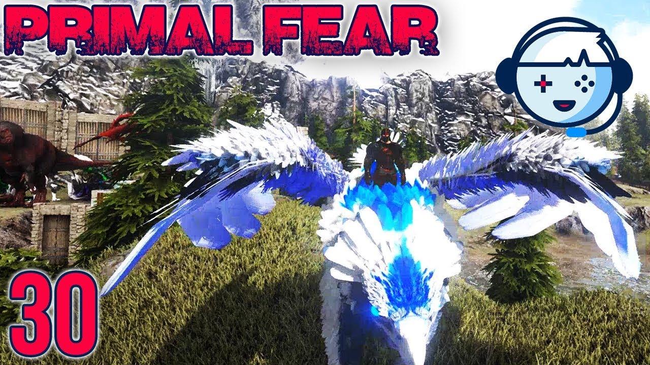 Celestial Griffin! | Primal Fear: Ragnarok | Ark: Survival Evolved | S1:Ep30