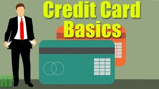 Credit Cards for Begiฑners (Credit Cards Part 1/3)