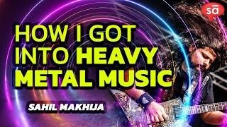 How I got into heavy metal music   Sahil 'Demonstealer' Makhija    converSAtions    SudeepAudio.com