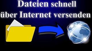 Dateien über Internet versenden - So funktioniert Wetransfer