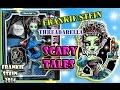 "Фрэнки Штейн ""Страшные Сказки"" ||  Frankie Stein ""Scary Tales"" Monster High || Обзор || Распаковка"