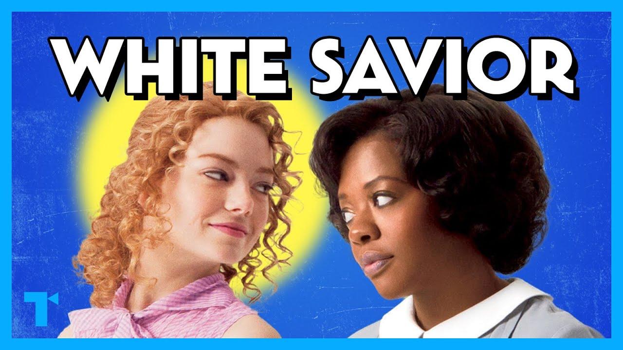The White Savior Trope, Explained