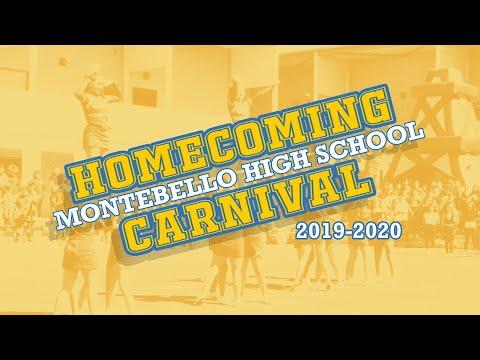 Montebello High School - Homecoming Carnival 2019-2020