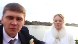 Поющая свадьба Олега и Марины МОТ - День и ночь