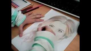 Drawing Laura Marano