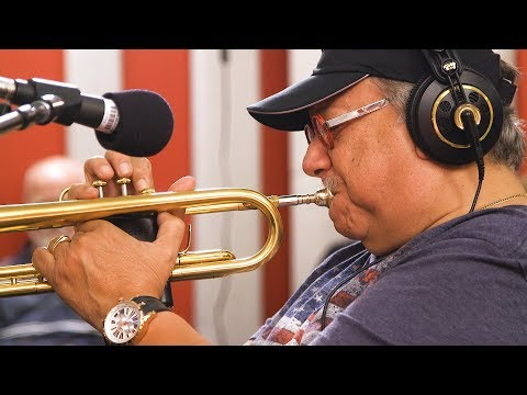 Arturo Sandoval 'Here's That Rainy Day' | Live Studio Session