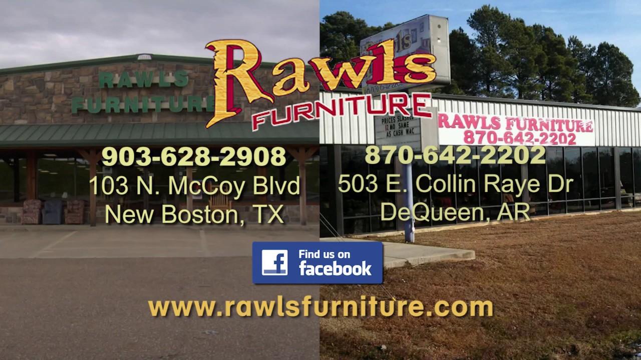 Merveilleux Rawls Furniture