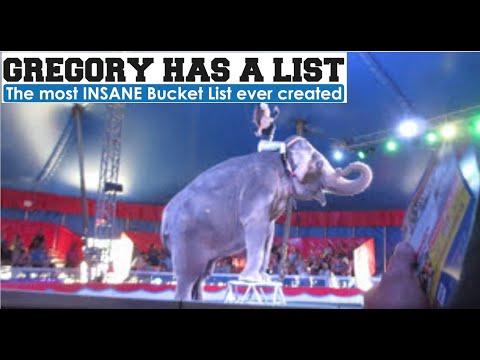 Riding an Elephant in Wisconsin • #33 Summer Bucket List