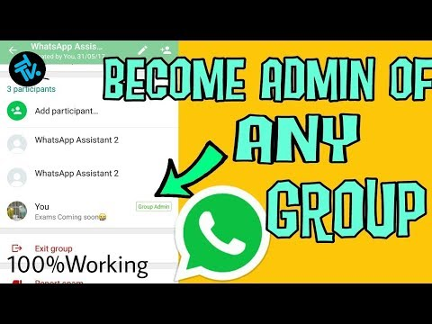 How to change privacy of whatsapp group