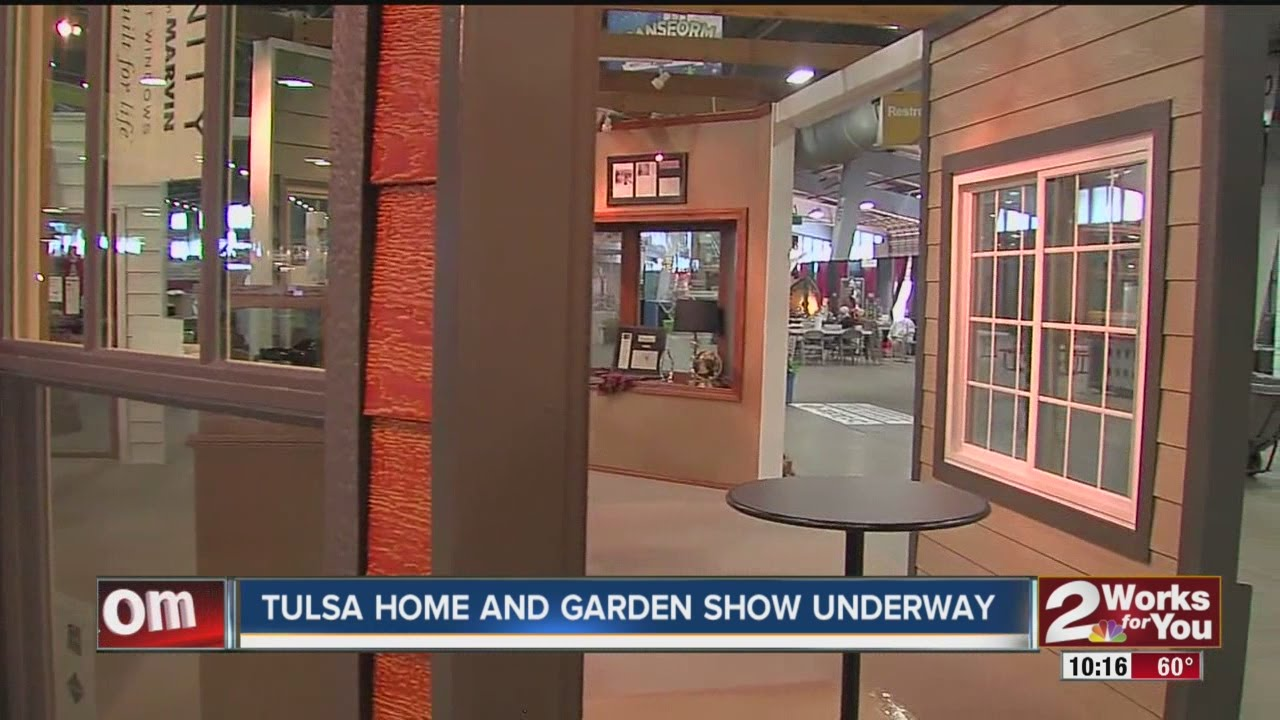 Tulsa Home And Garden Show Underway Youtube