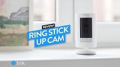 Die neue Ring Stick Up Cam im Test - Ring Überwachungskamera