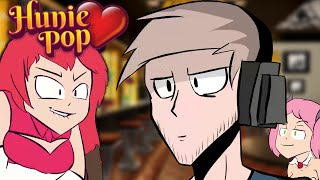 DEALING WITH THE MEGA BTCH AUDREY - A Lost Pause Huniepop Animation