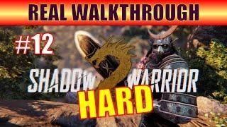 Shadow Warrior 2 Walkthrough Part 12 - Industrial Espionage [1/2]