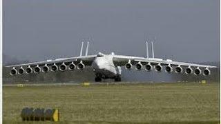 Największy Samolot Na świecie [ HD ] The Biggest Plane In The World [ HD ]
