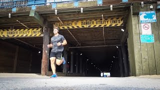 I'm Running A Half Marathon