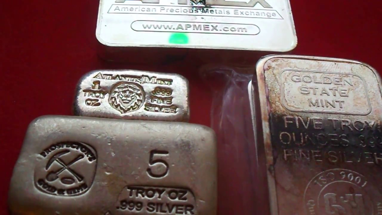 Precious Metals 2017 Investing In Silver Bars Buy Gold And Silver Buy Silver Bullion