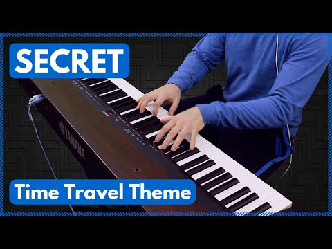 Secret - Time Travel Theme (Piano Cover) [HD]
