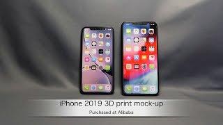 شاهد: دُمى مطبوعة تستعرض لنا كيف سيبدو iPhone XS و iPhone XS Max | البوابة
