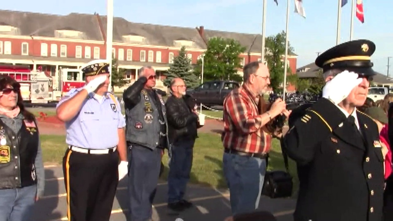 HTS - North Country Honor Flight  6-17-17