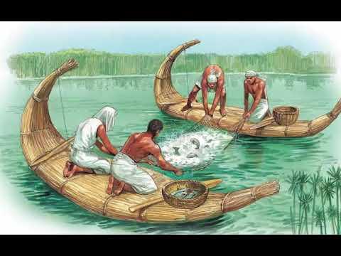 Ancient Egyptian Fishing