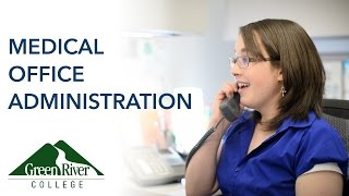 Medical Office Administration - Business Division