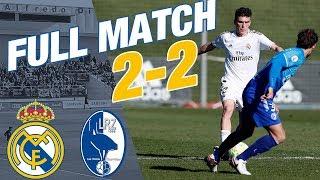 FULL MATCH: Real Madrid Castilla 2-2 Las Rozas