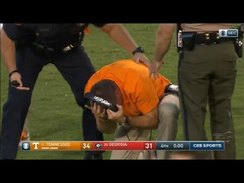 2016 | Tennessee Full Highlights vs. Georgia