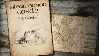 EILEAN DONAN CASTLE - Scotland 2015 (HD)