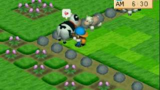 Gambar cover Harvestmoon : Back to Nature - My Farm