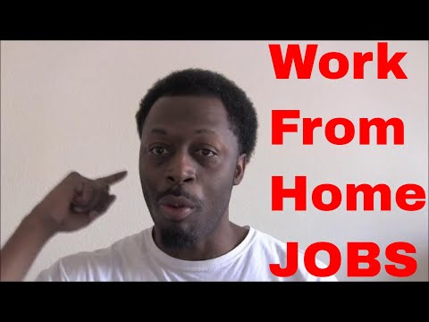 4 Work From Home JOBS That Hire FASTER! (US And Worldwide)