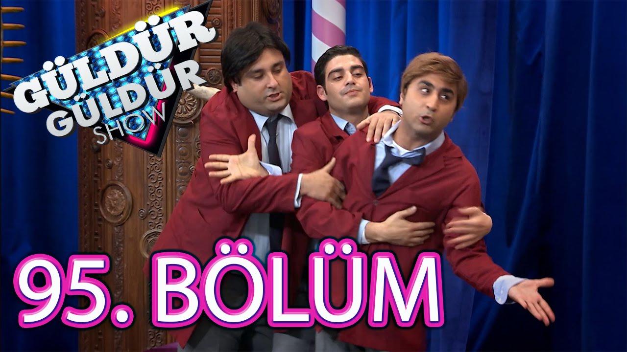Güldür Güldür Show 95 Bölüm Tek Parça Full Hd 29 Ocak Cuma Youtube