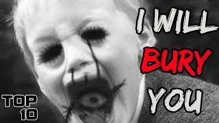 Top 10 Scary Things Kids Have Said   Part 2