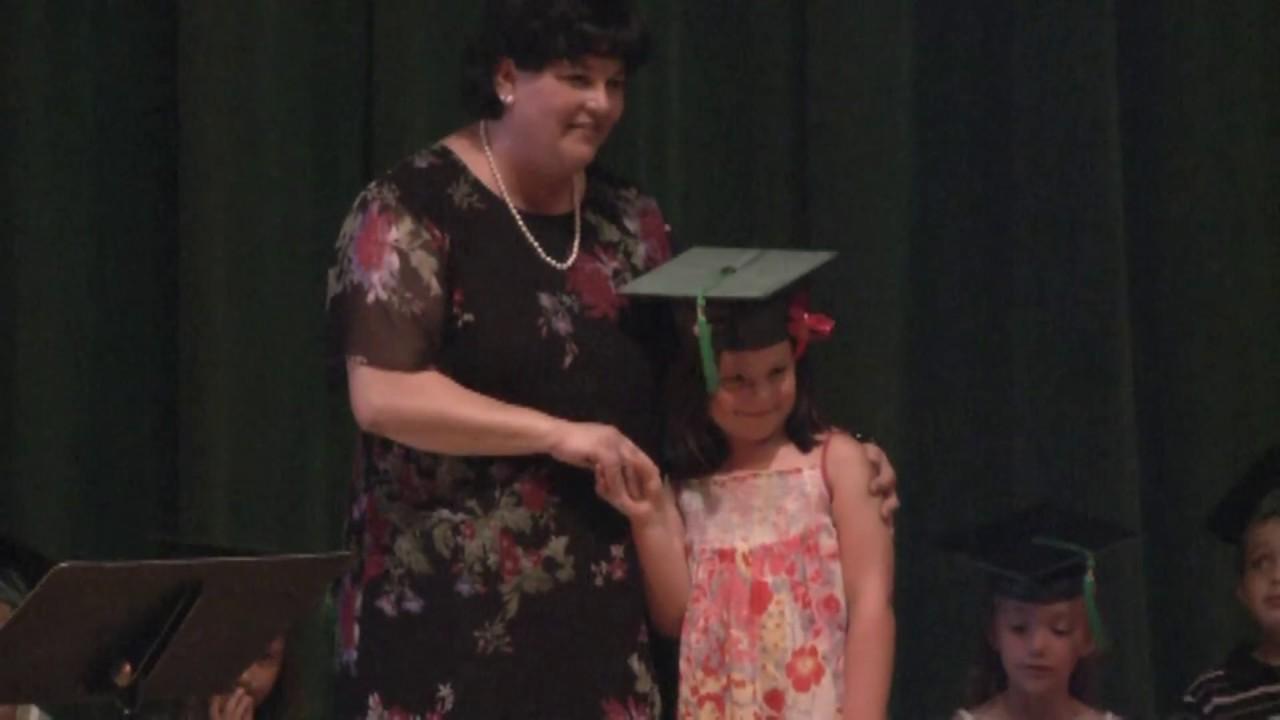CCRS Kindergarten Graduation  6-21-12