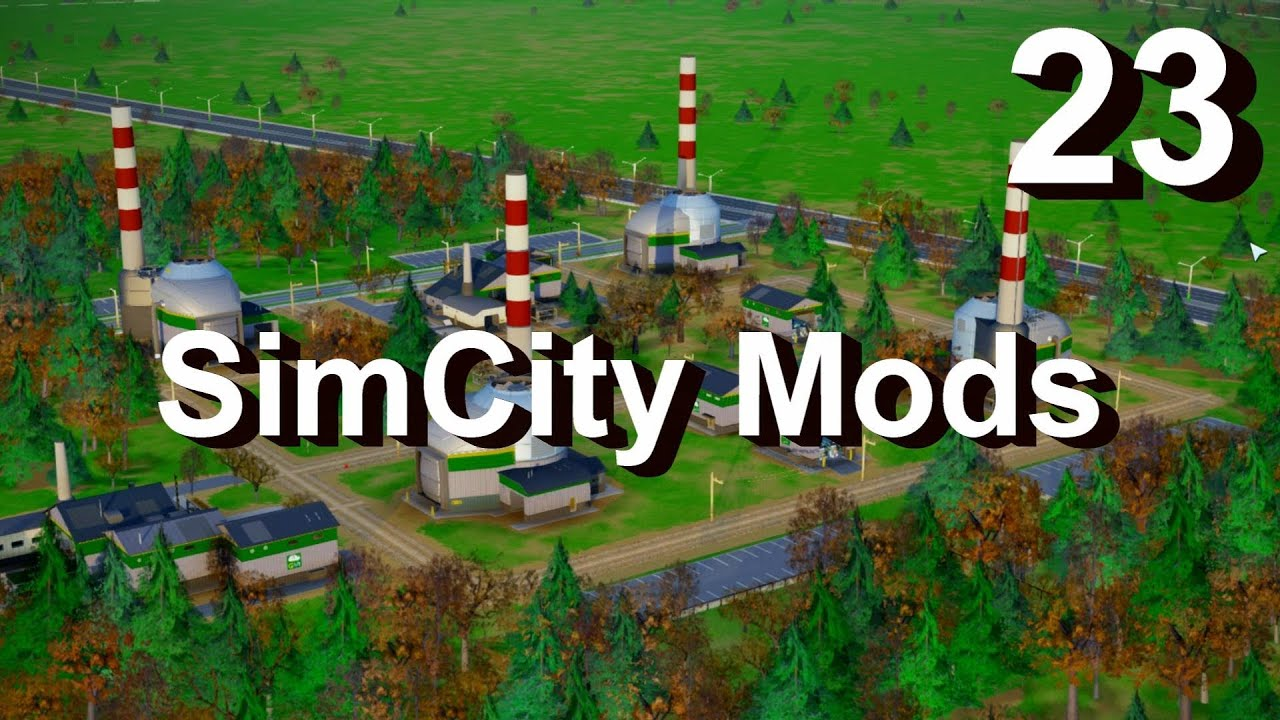 simcity 5 2013 mods 23 garbage mods by capton enhance cheat mod review youtube