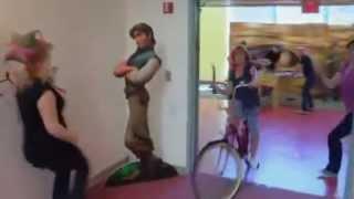 Tangled: Something That I Want (Grace Potter) - Official Music Video filmed in Disney Studios
