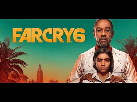 farcry6 : ออกล่าประชาธิปไตยกัน อยากสตรีมเดียวจบ (เวลาเล่นมีน้อย) 555+