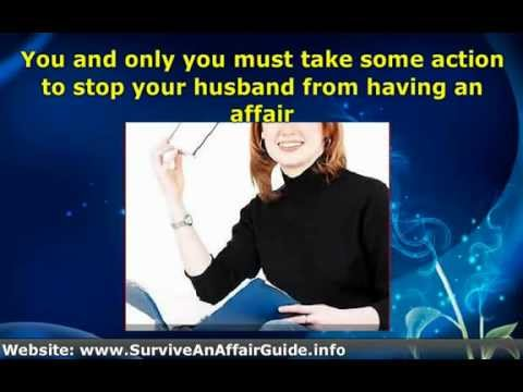 An Husband And Wants Divorce Affair A Having Is
