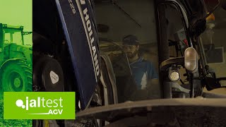 JALTEST CASE STUDY | Start-up counter reset in a New Holland T7.225 Final Tier 4 tractor