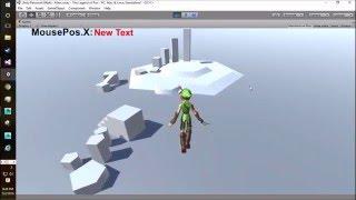 """Star Eater"" Prototype Unity Third Person Adventure Game Developer Blog 4"